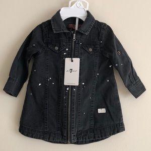 👶🏻 7 Zip-Up Jacket & Bloomers! 👶🏻